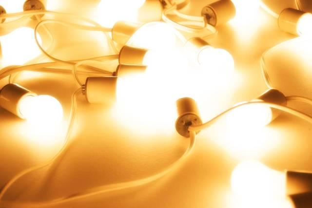 Modern Art - Light Bulbs