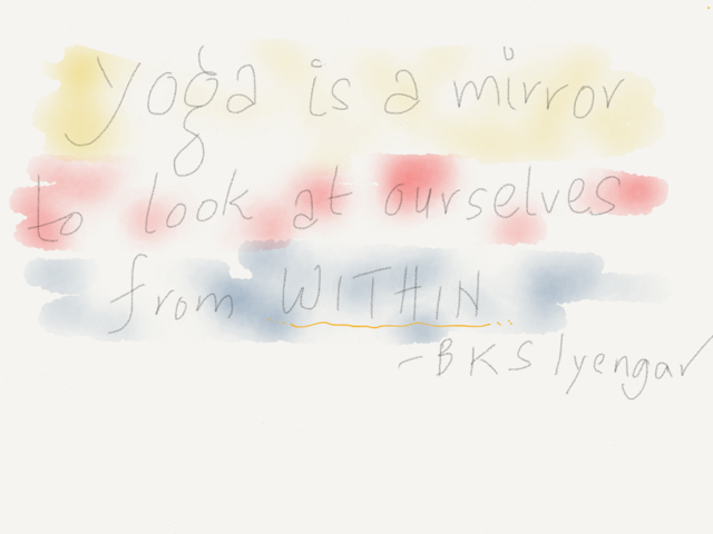 Yoga - Look Within